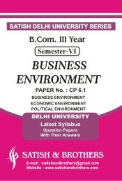 BUSINESS ENVIRONMENT BCP3 S6