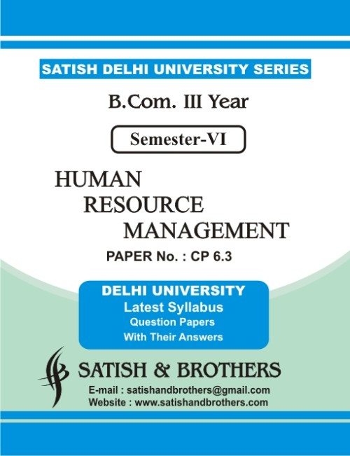 """human resources management 6 essay 10 introduction human resource management can be defined as """"the effective use of human resources in an organization through the management of."""